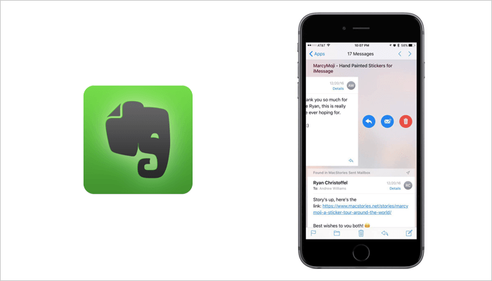 Evernote - Top notebook app for android