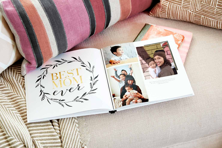 mothers day gift ideas best mom ever photo book
