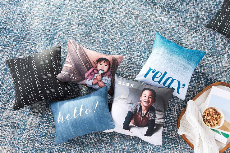 mothers day gift ideas family cozy pillows