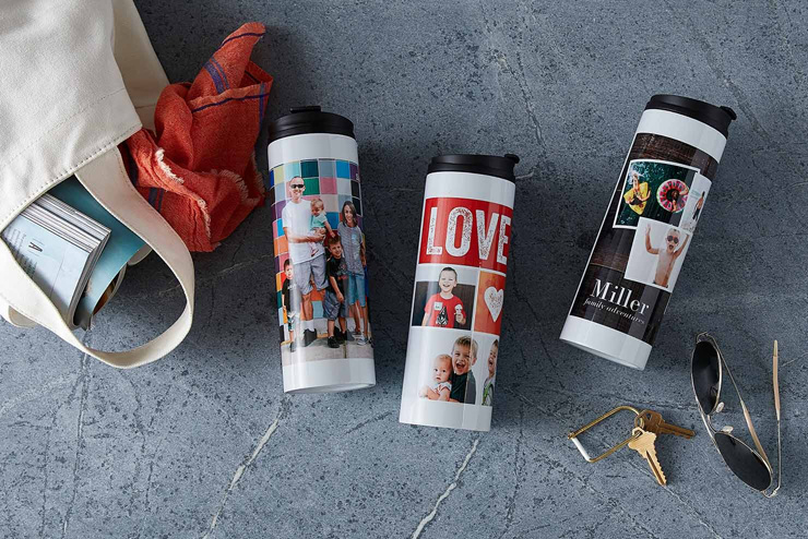 mothers day gift ideas family water bottles