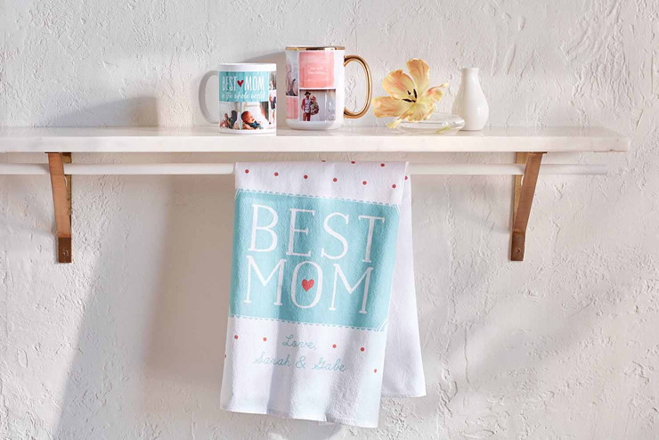mothers day gift ideas best mom tea towel