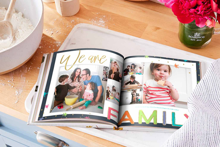 mothers day gift ideas kitchen eats photo book