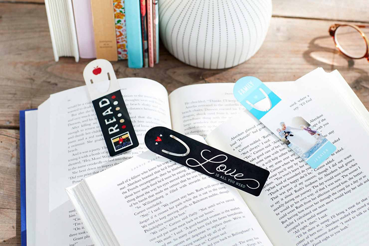 mothers day gift ideas love bookmarks