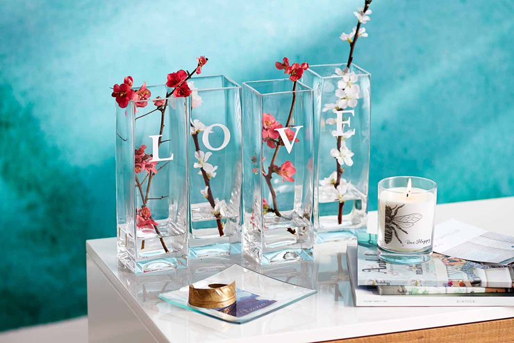 mothers day gift ideas love message vases