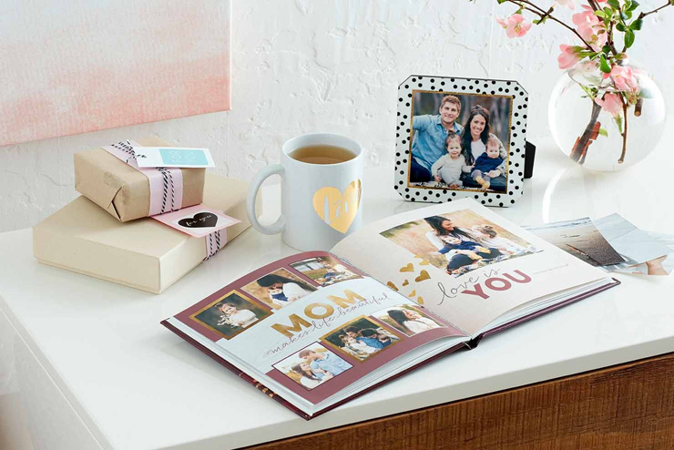 mothers day gift ideas mothers day photo book