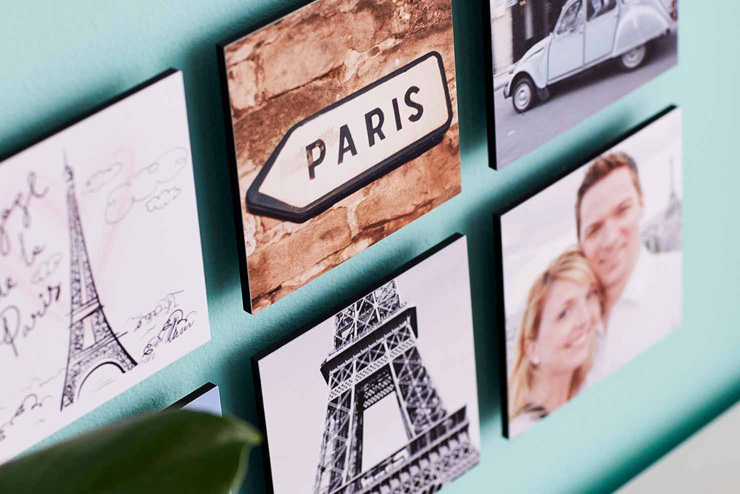 mothers day gift ideas paris photo squares