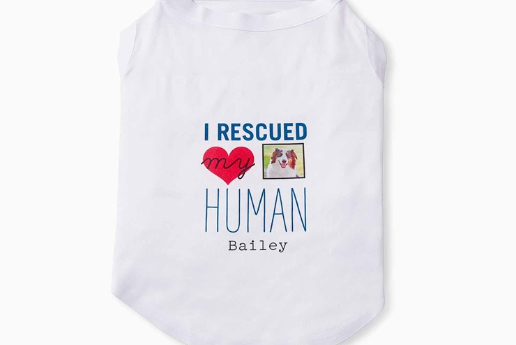 mothers day gift ideas rescued dog onesie